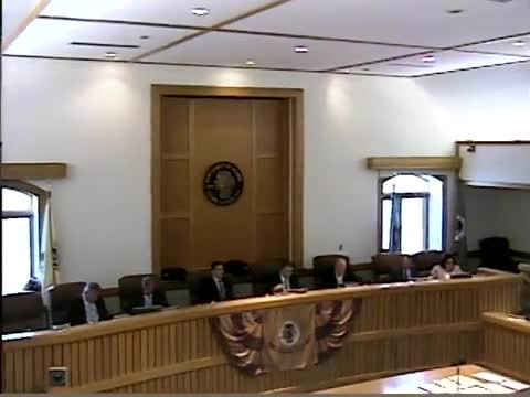 05.12.2015 Town Council Meeting