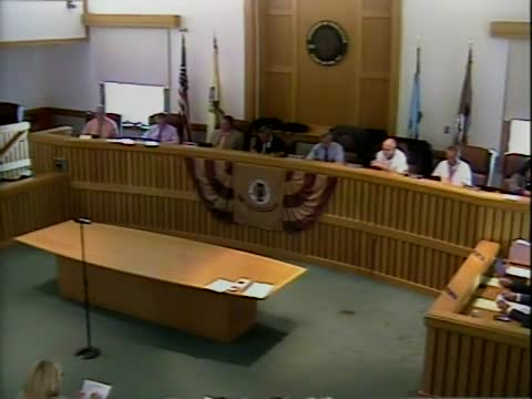 07.26.2016 Town Council Meeting