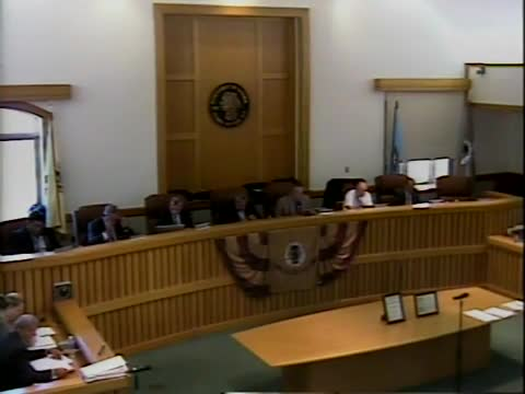 09.08.2015 Town Council Meeting