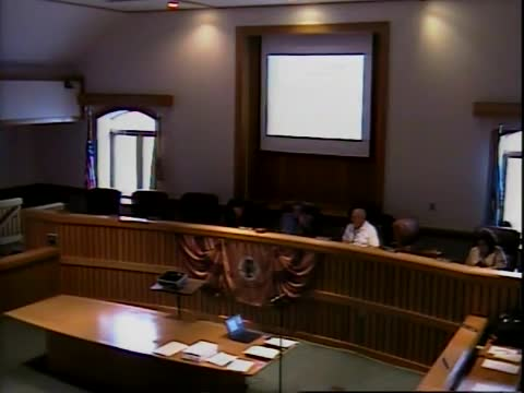 05.05.2015 Town Budget Meeting
